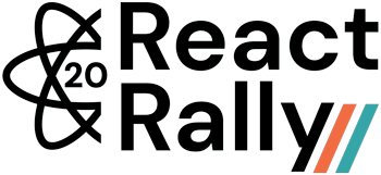 React Rally logo