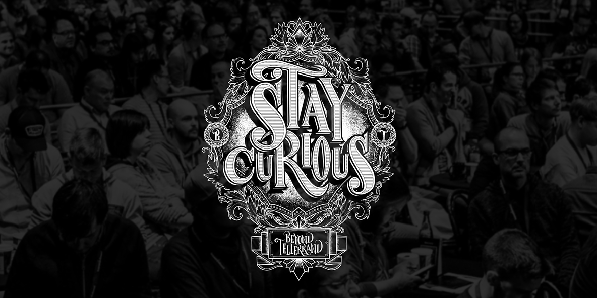 Stay Curious banner