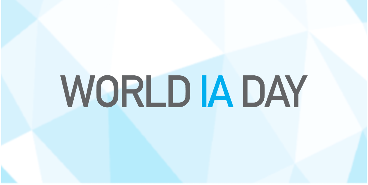 World IA Day 21 banner